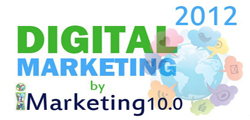 Digital marketing trend 2012